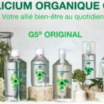 SILICIUM ORGANIQUE G5 LLGG5 alma bio distribution