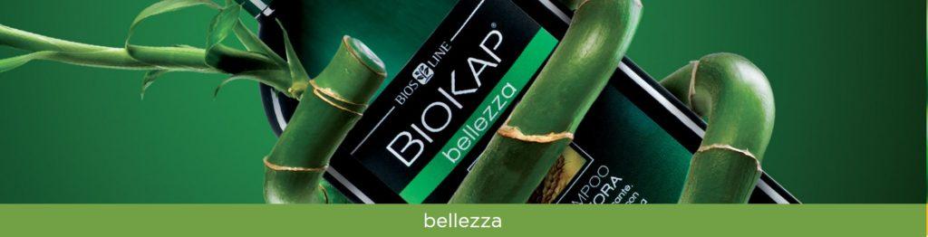 BioKap Bellezza, gamme beauté de shampoings et soins aux extraits de plantes pour la beauté et la santé des cheveux