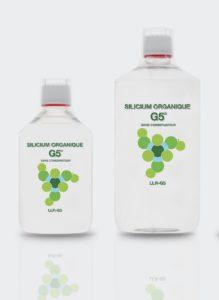 silicium organique G5 LLR_G5 complément alimentaire alma bio