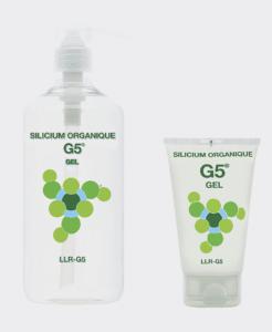 silicium organique G5 gel LLR_G5 alma bio