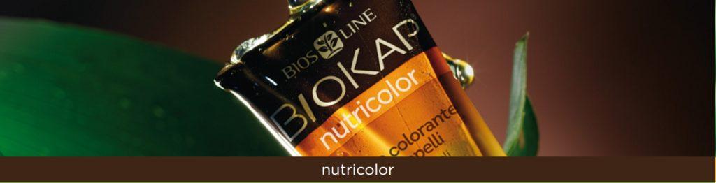 BioKap Nutricolor, une gamme complète de colorations, sprays retouche et soins entretien des colorations