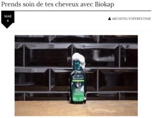 biokap shampoing cheveux gras nourrissant reparateur masque