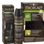 biokap coloration RAPID et spray retouche