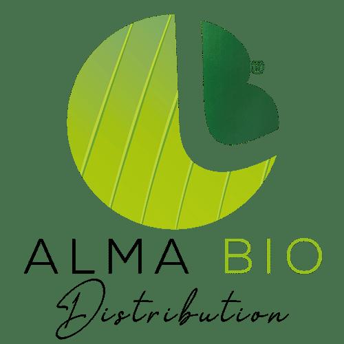 Logo Alma Bio Distribution fond transparent