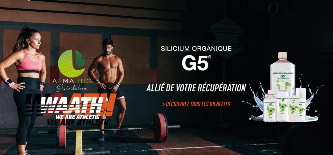 Le silicium, oligo-élément bénéfique pour les sportifs en complément d'une diète adaptée.